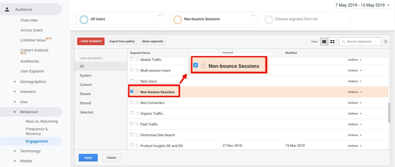 google-analytics-non-bounce-sessions