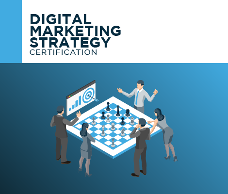 หลักสูตร Digital Marketing Strategy